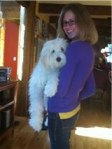 Celia and I